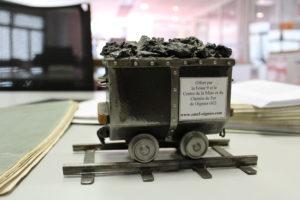 Don du CMCF de Oignies aux Archives de Mulhouse