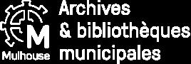 Logo partenaire Archives & bibliothèques municipales