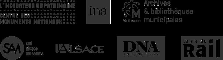 logos frise partenaires