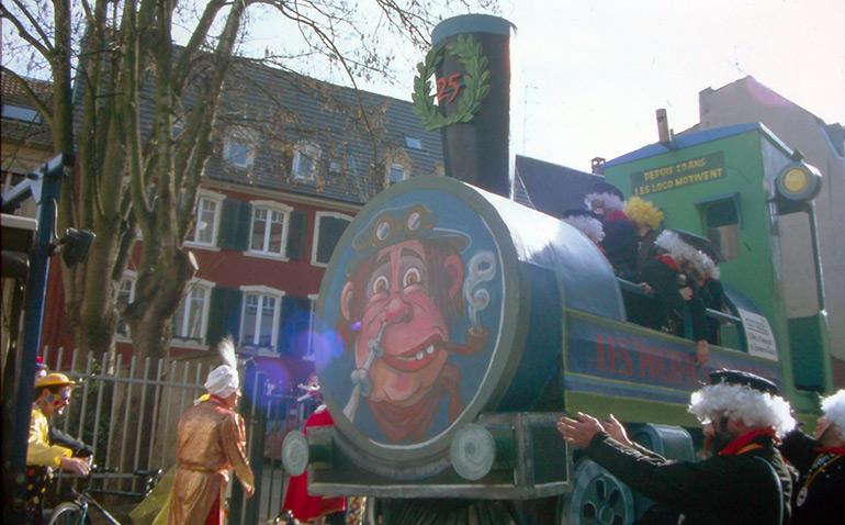Le carnaval de Mulhouse