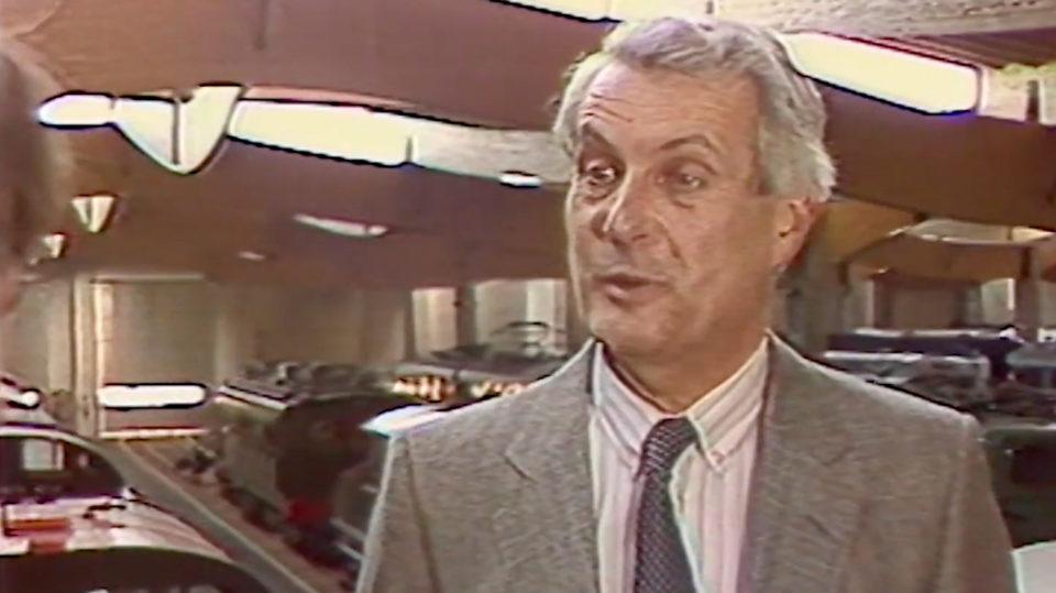 "vignette Vidéo INA inauguration 1984 ""Mulhouse inauguration du musée du chemin de fer"""