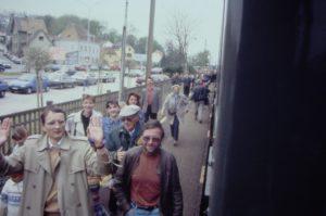 Tour de Mulhouse, mai 1995