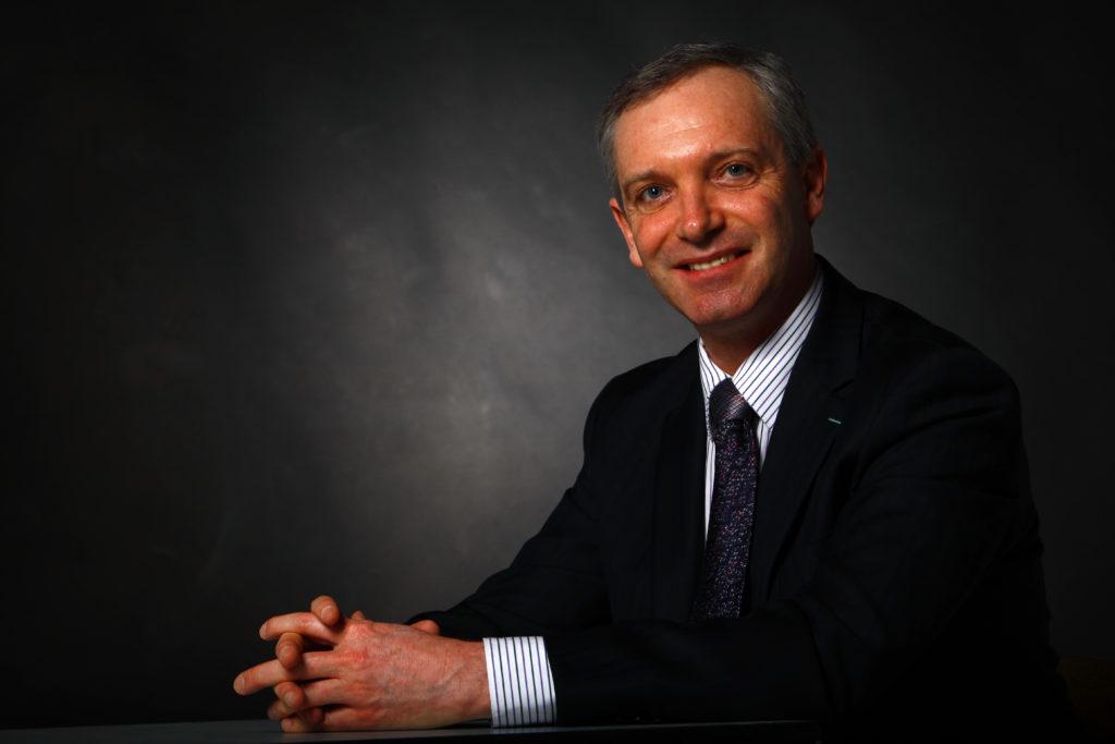 Portrait Claude Welty