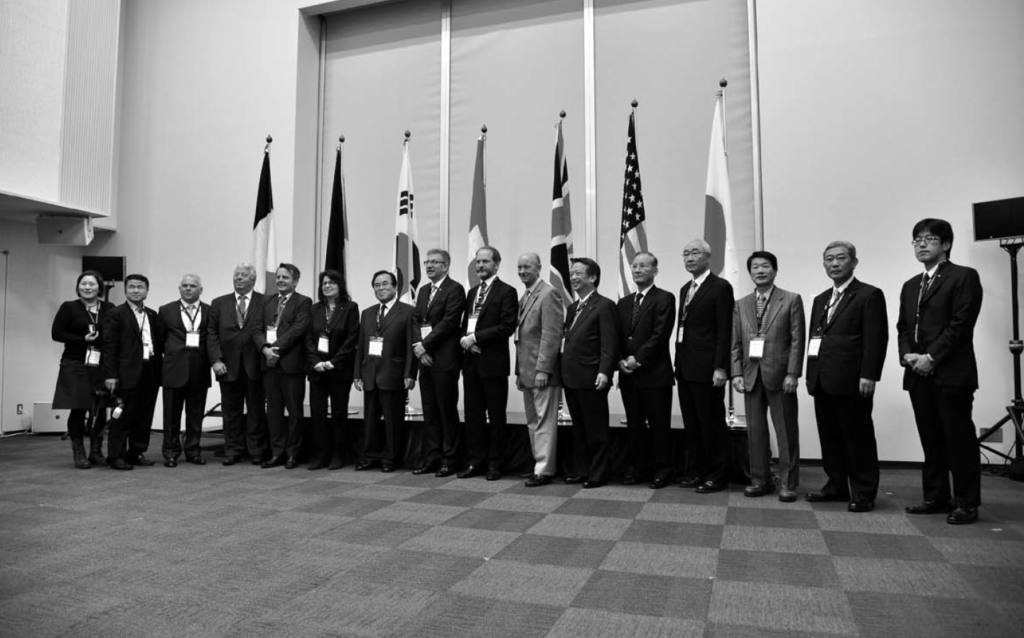 International Conference of Railway Museums - Tokyo - 2013