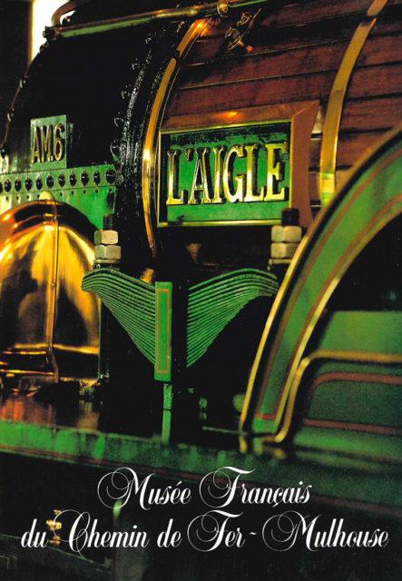 Anonymous, French Railways Museum, Mulhouse, Promotional poster, 1990s, Cité du Train collection