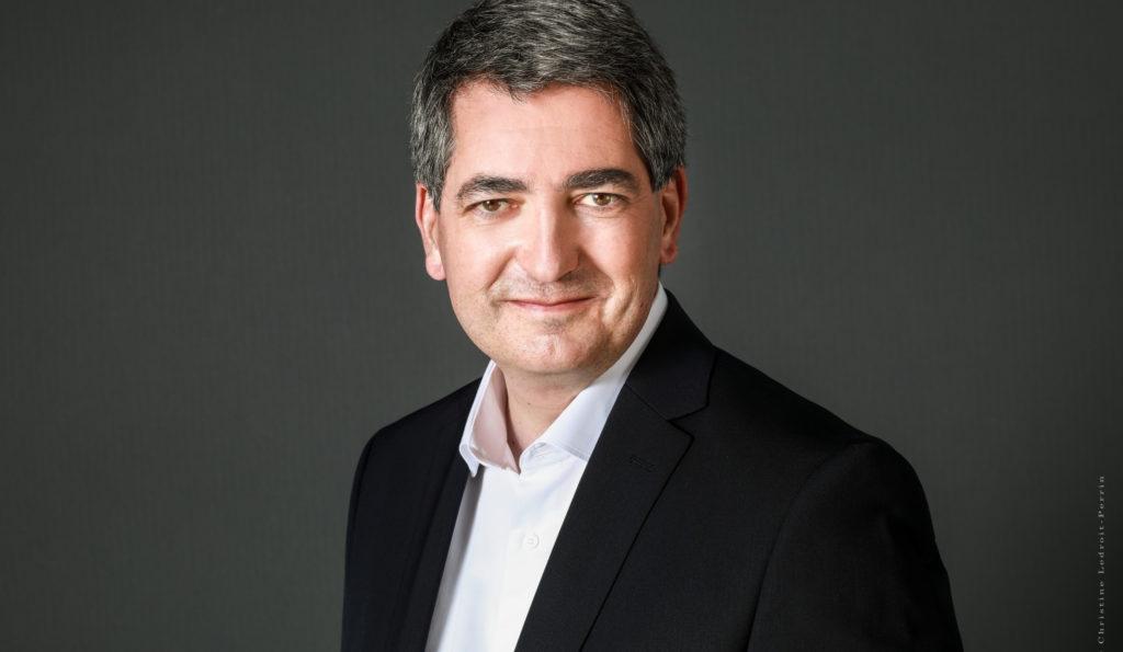 Portrait Jean Rottner